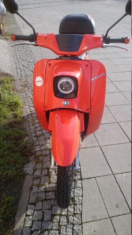 Scooters électriques de l'Est 210