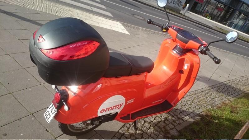 Scooters électriques de l'Est 310