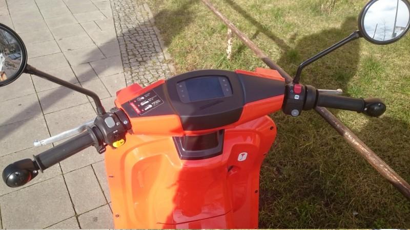 Scooters électriques de l'Est 410