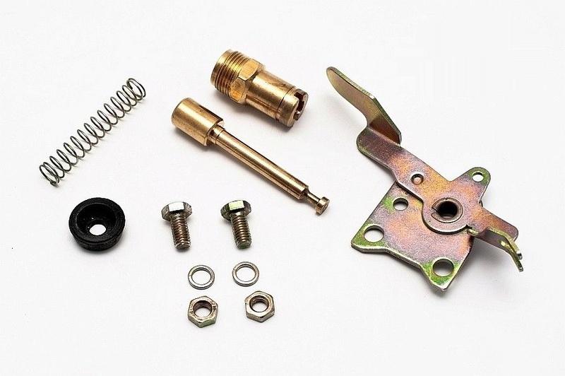 Déplacer le levier de starter S-l16010