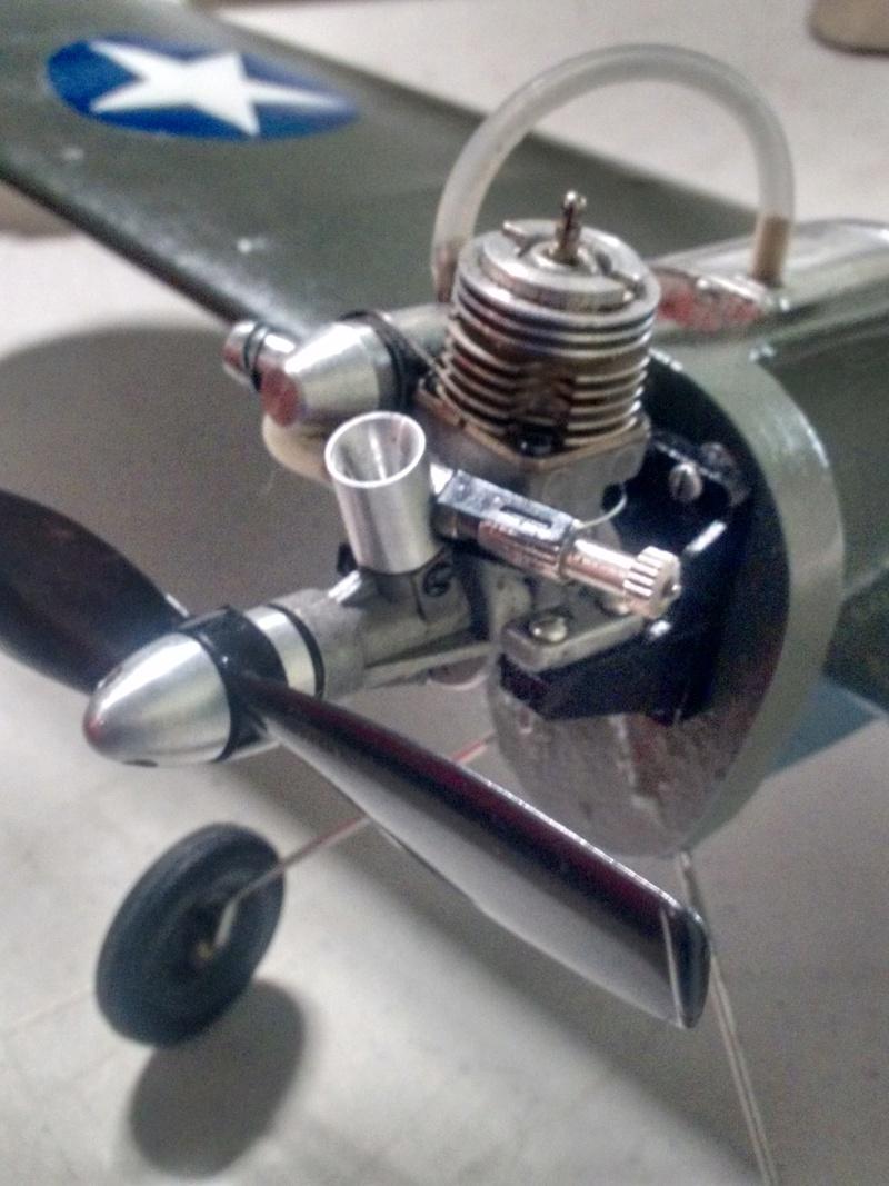 1960 Scientific P-40 Profile kit Img_2072