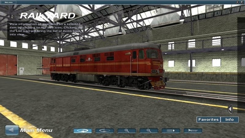 тепловозы и  локомотивы - Страница 4 60-09010