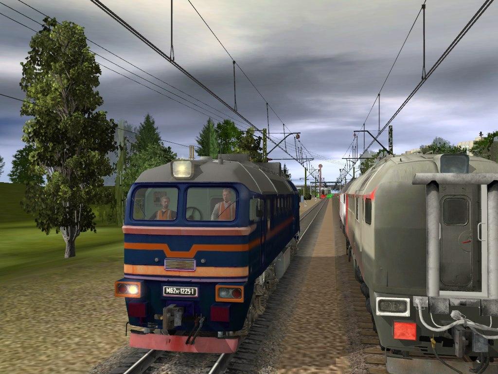 тепловозы и  локомотивы - Страница 4 Rpchmu10