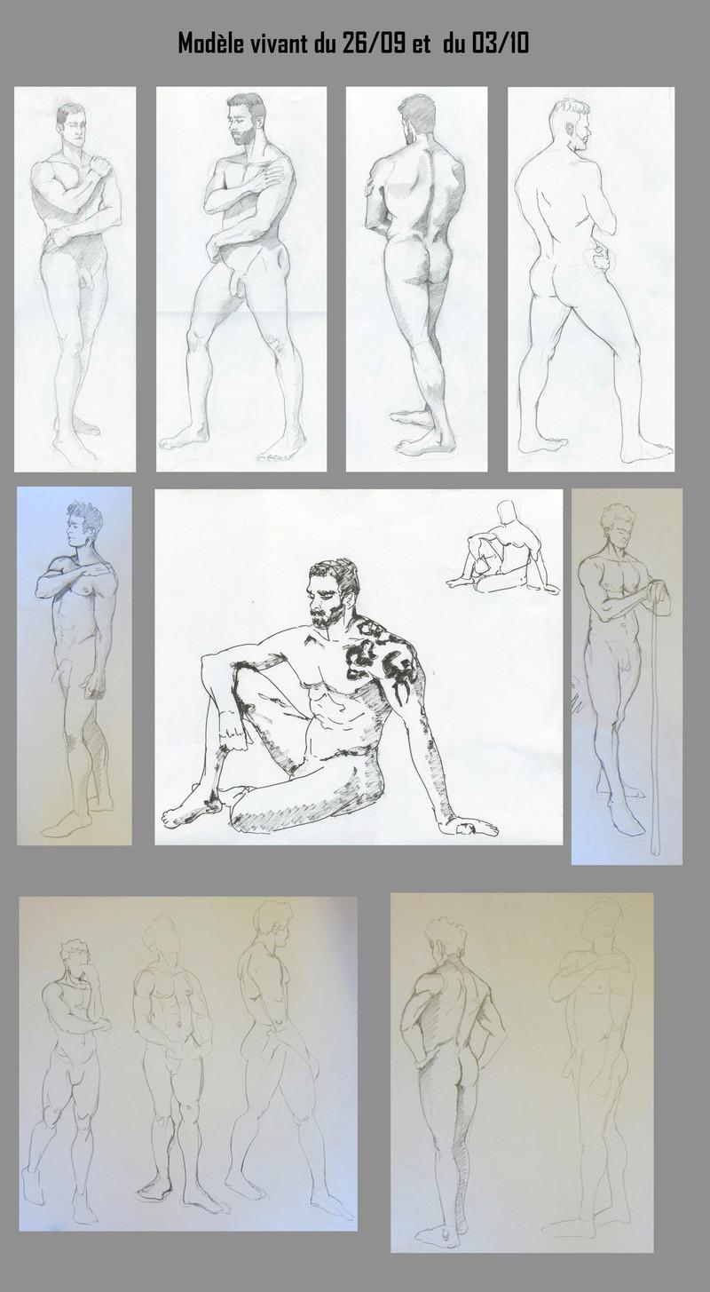 Noomis - Etudes, croquis & Wip [ Nudité ] - Page 8 Mv260910
