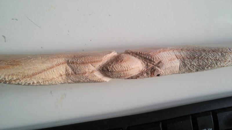Mollegabet decorado con dos serpientes 20171115