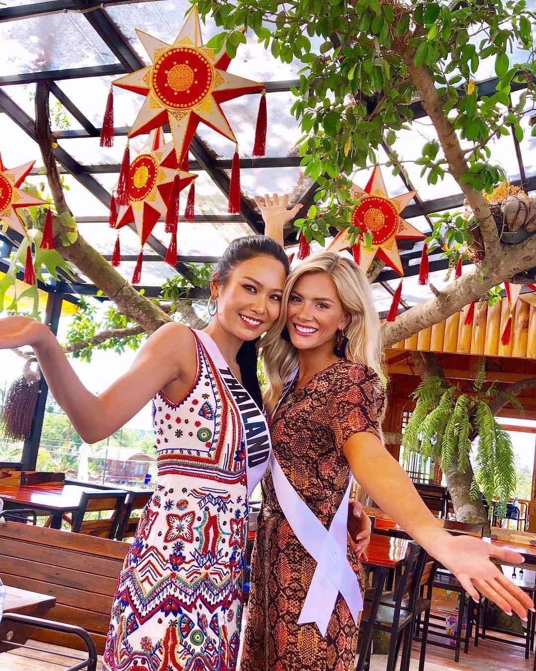 candidatas a miss universe 2018. final: 16 dec. sede: bangkok. part II. 43985710