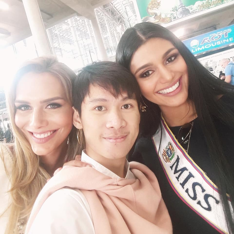 sthefany gutierrez, top 3 de miss universe 2018. - Página 6 44772210