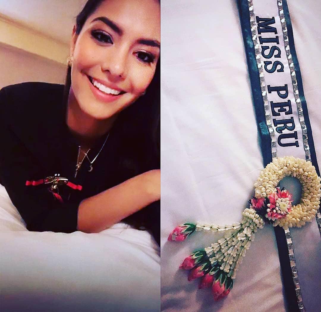 romina lozano, miss charm peru 2020/miss peru universo 2018. - Página 6 44824010