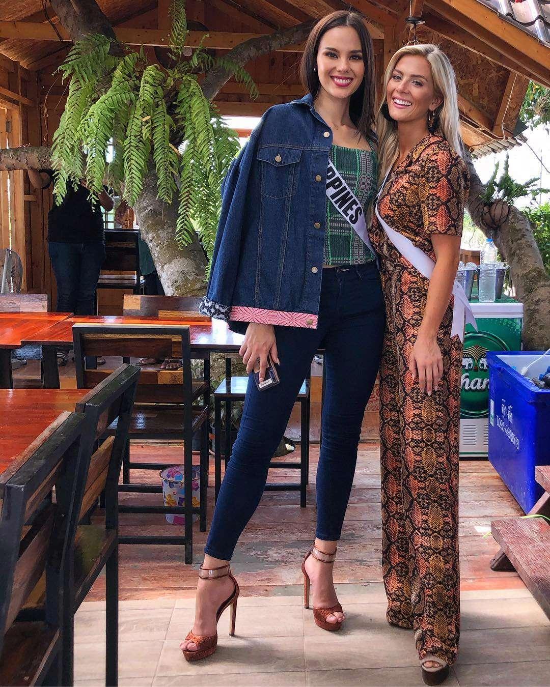 candidatas a miss universe 2018. final: 16 dec. sede: bangkok. part II. - Página 2 44896011