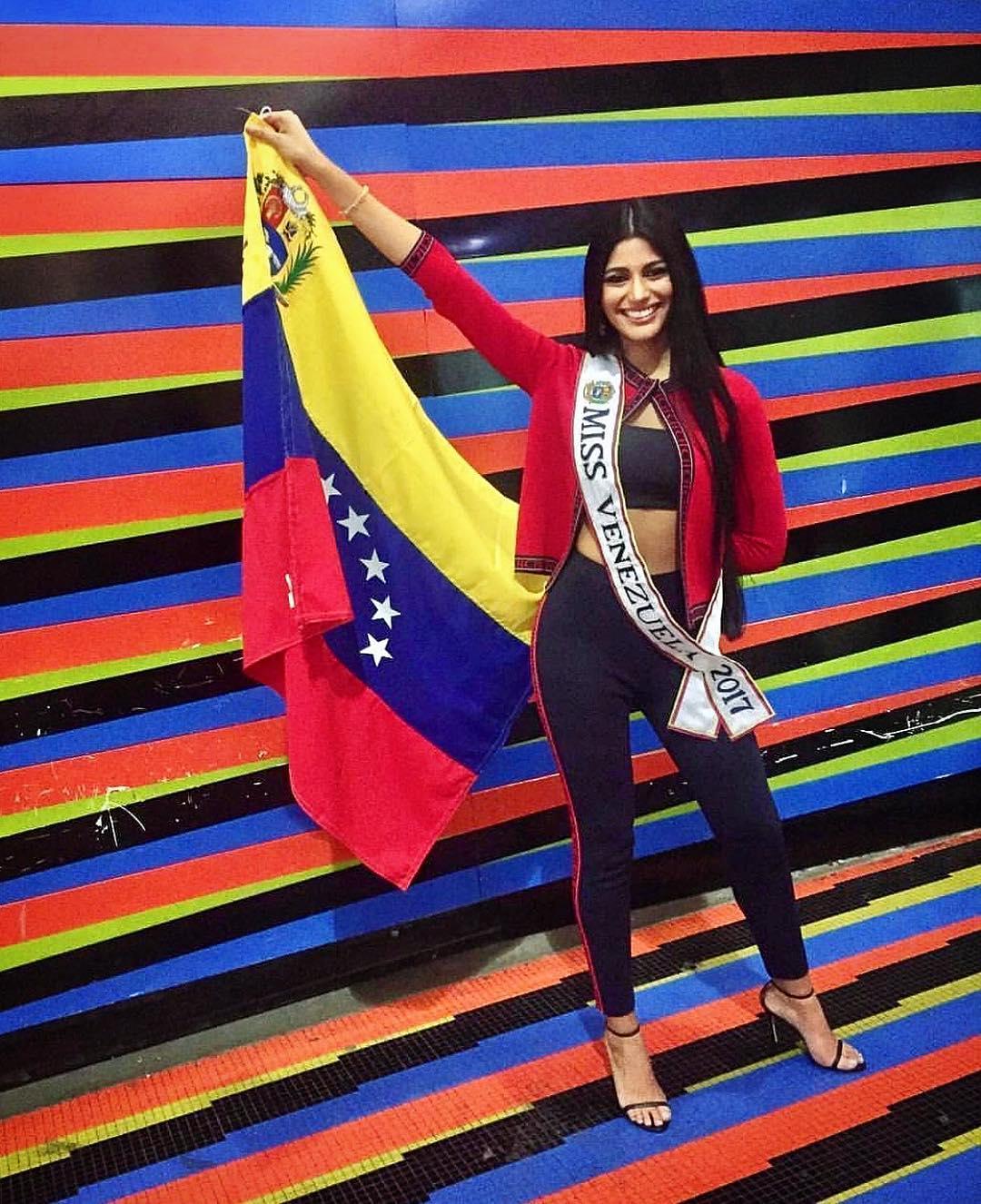 sthefany gutierrez, top 3 de miss universe 2018. - Página 4 44927610