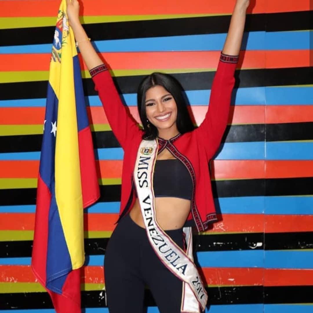 sthefany gutierrez, top 3 de miss universe 2018. - Página 4 45311210