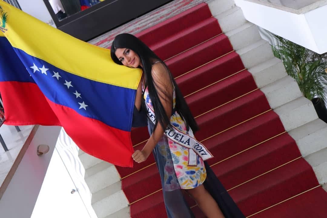 sthefany gutierrez, top 3 de miss universe 2018. - Página 4 45421210