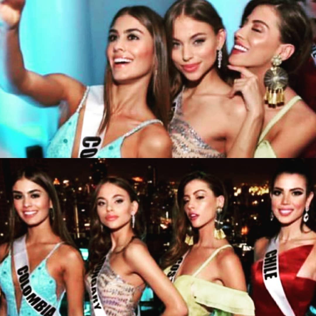 welcome dinner de candidatas a miss universe 2018. - Página 10 45510910