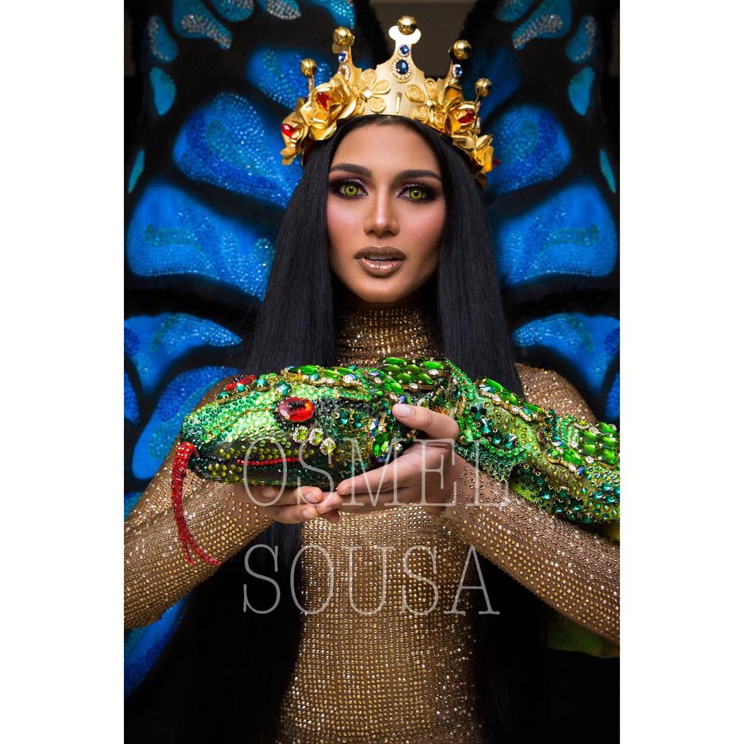 sthefany gutierrez, top 3 de miss universe 2018. - Página 4 45601910