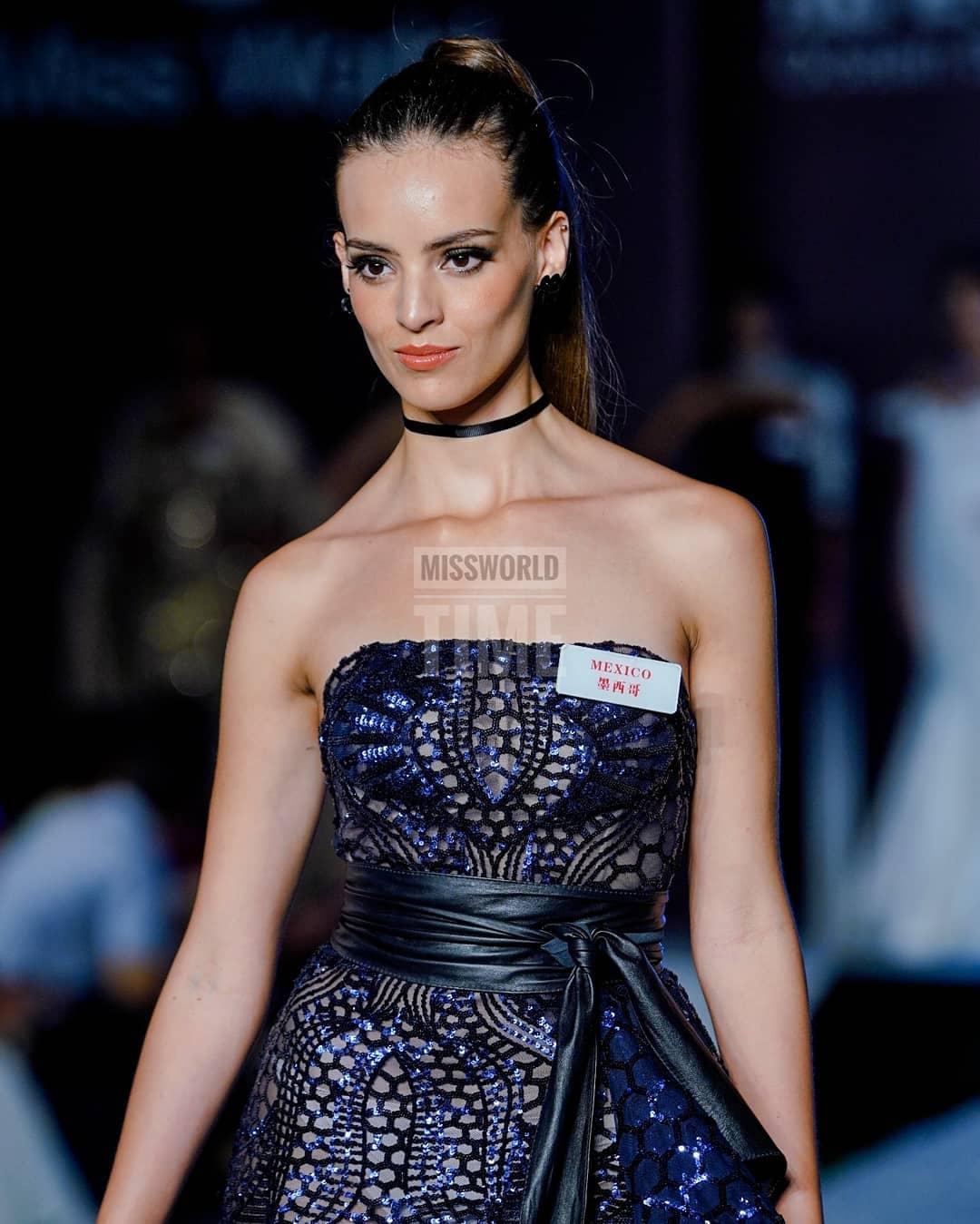 miss world 2018: fast track top model. vencedora: miss france. - Página 3 45795610