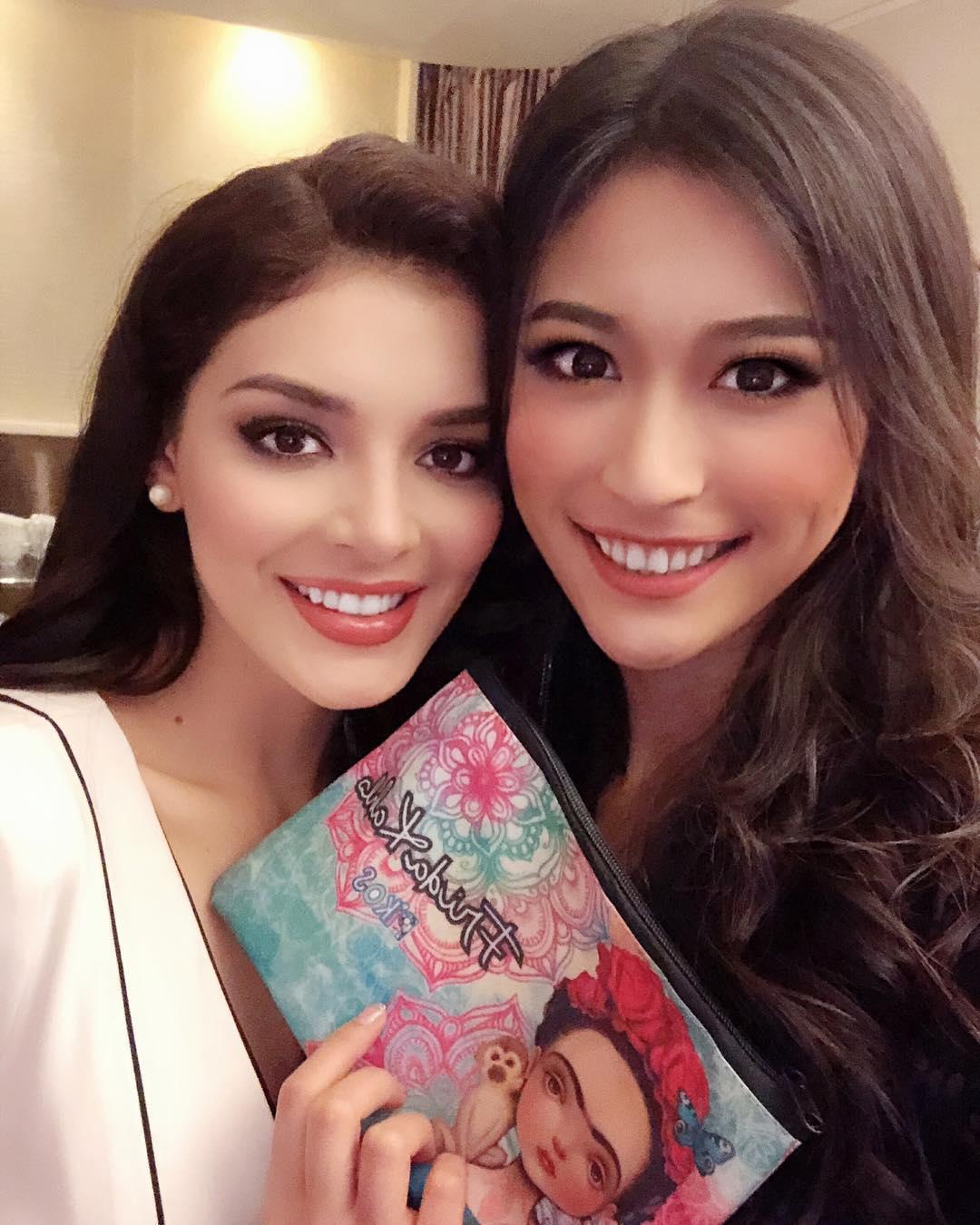 andrea toscano, miss international mexico 2019/mexicana universal 2018.  - Página 14 45954910