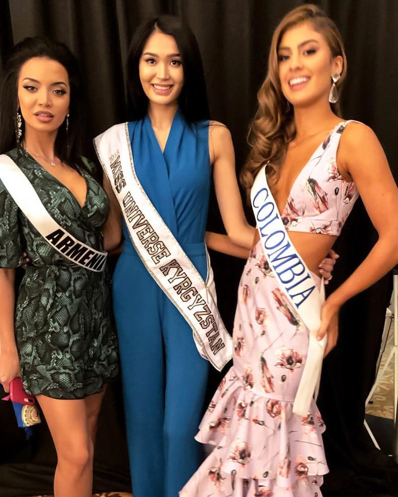 candidatas a miss universe 2018. final: 16 dec. sede: bangkok. part II. - Página 5 46091510