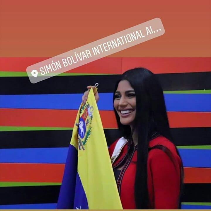 sthefany gutierrez, top 3 de miss universe 2018. - Página 4 46145310