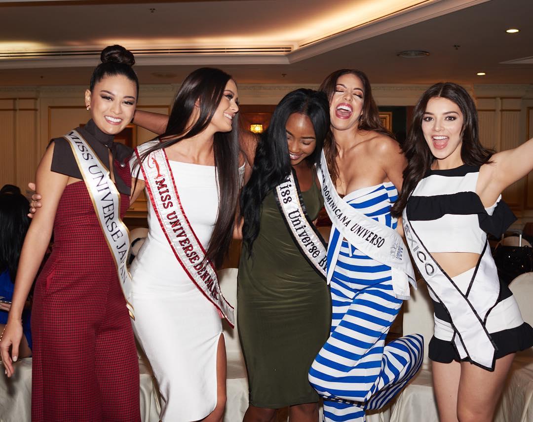 andrea toscano, 1st runner-up de miss international 2019. - Página 13 46544010