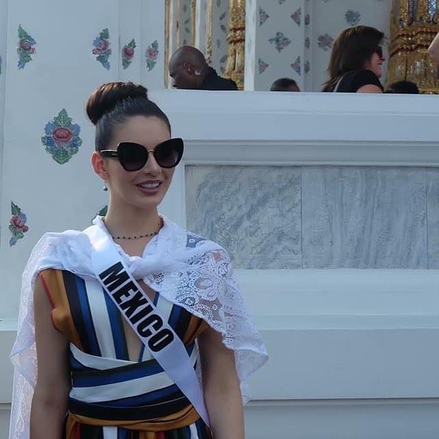 andrea toscano, miss international mexico 2019/mexicana universal 2018.  - Página 14 46659110