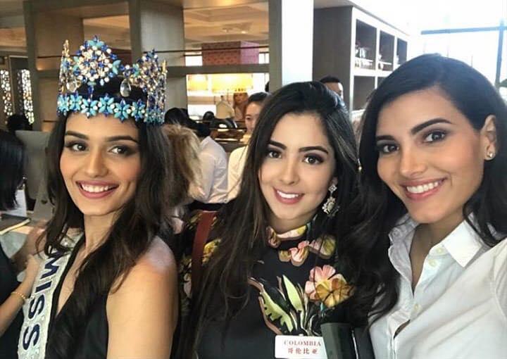 laura osorio hoyos, miss colombia mundo 2018. - Página 5 88q7gg10
