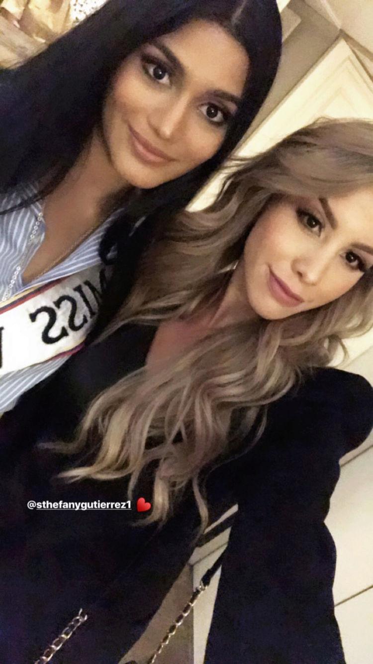 sthefany gutierrez, top 3 de miss universe 2018. - Página 6 89845110
