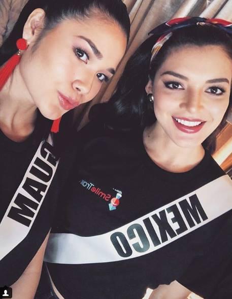 andrea toscano, miss international mexico 2019/mexicana universal 2018.  - Página 14 8mivda10