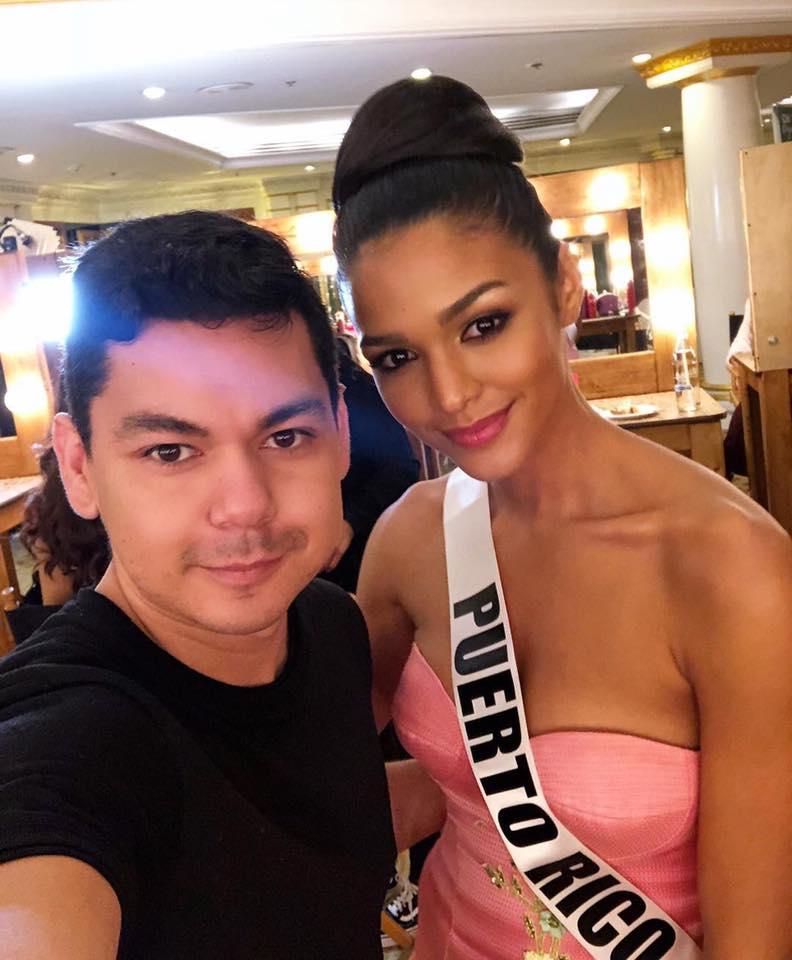 candidatas a miss universe 2018. final: 16 dec. sede: bangkok. part II. - Página 5 Dcnroz10