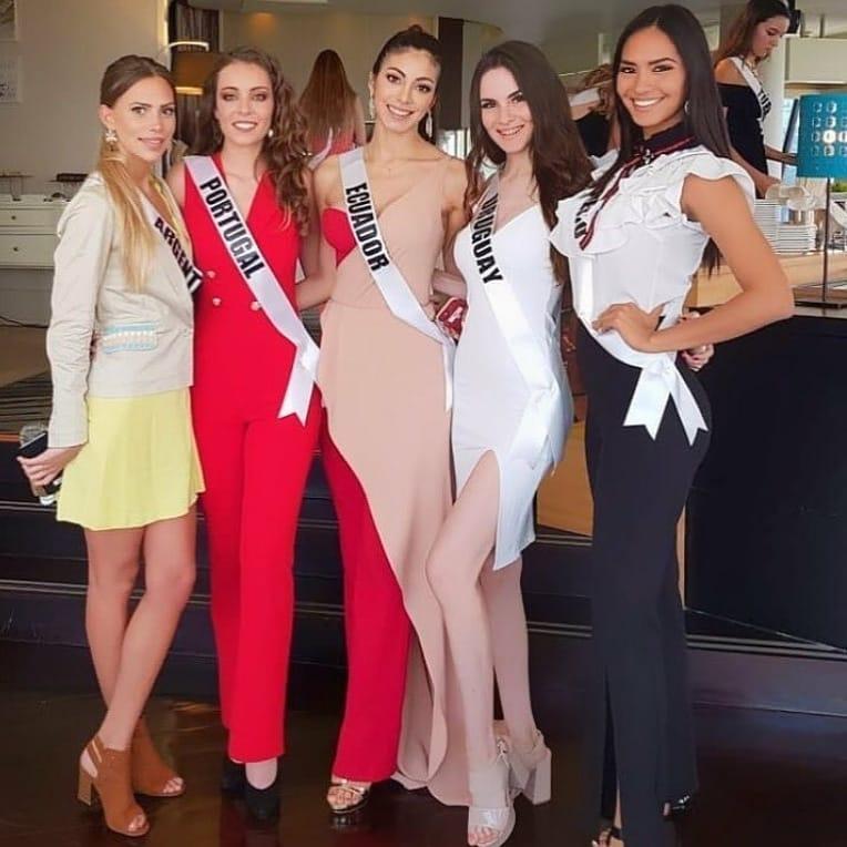 candidatas a miss universe 2018. final: 16 dec. sede: bangkok. part II. - Página 4 E4eahu10