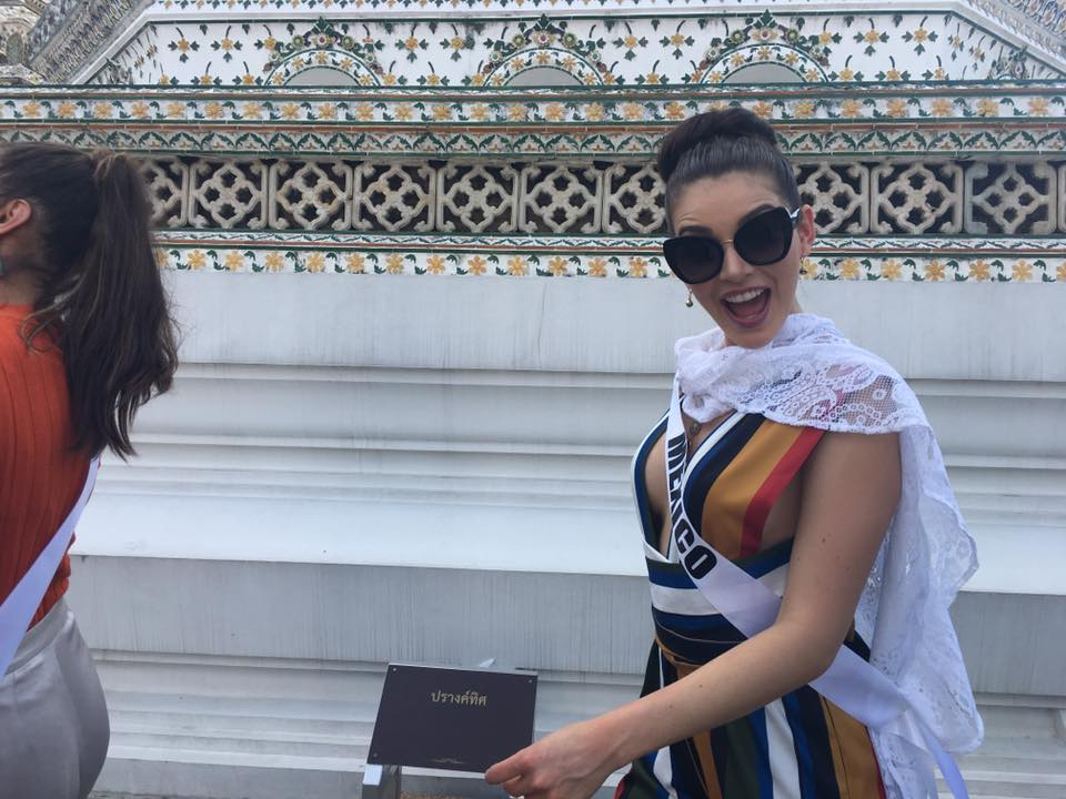 andrea toscano, miss international mexico 2019/mexicana universal 2018.  - Página 14 Kqokxi10