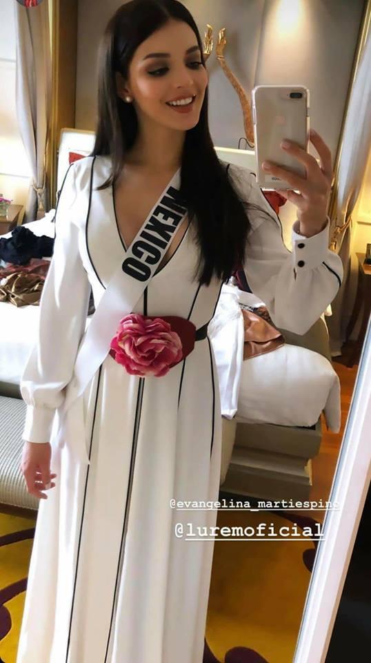 andrea toscano, 1st runner-up de miss international 2019. - Página 13 Kzmynd10