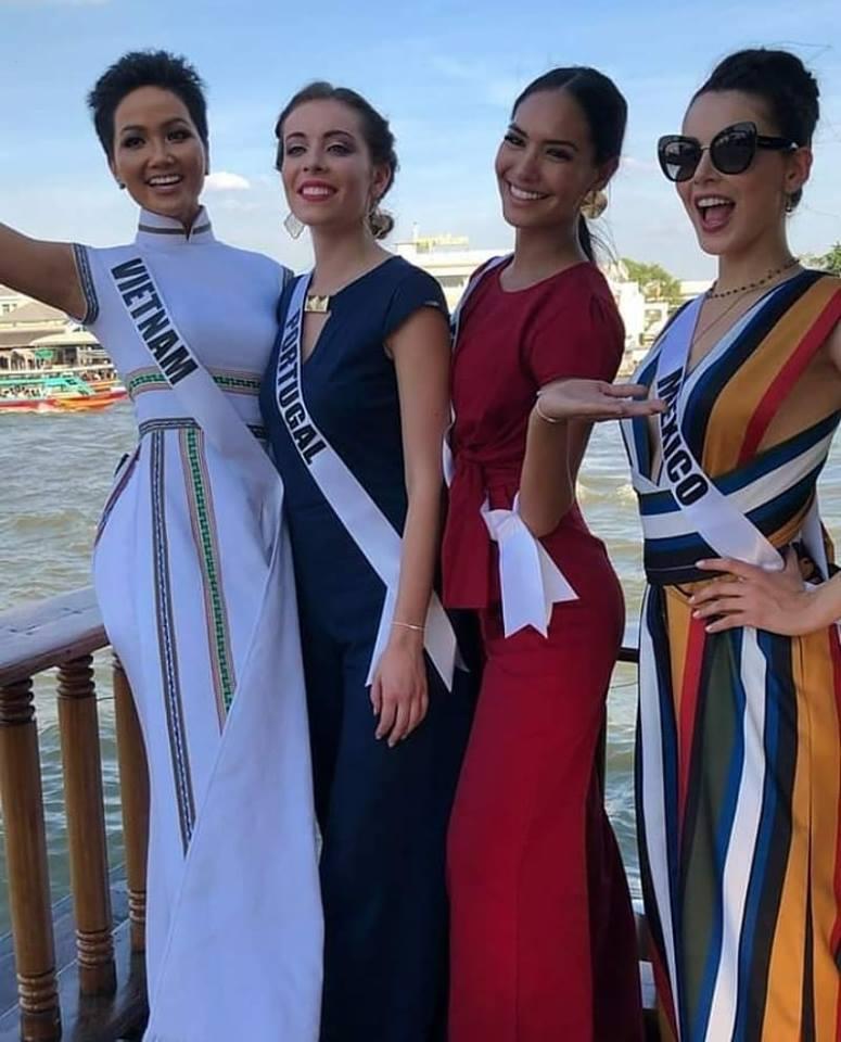 andrea toscano, miss international mexico 2019/mexicana universal 2018.  - Página 14 Plaqdy10