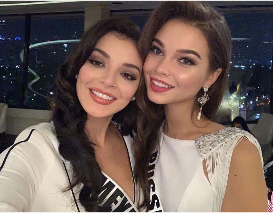andrea toscano, miss international mexico 2019/mexicana universal 2018.  - Página 14 Tpd5v910