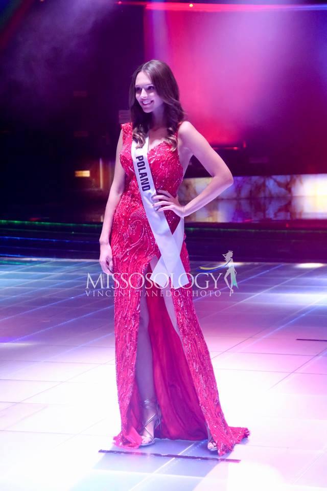 magdalena bienkowska, 2nd runner-up de miss supranational 2018/top 40 de miss world 2017/top 15 de miss international 2016. - Página 25 Wychxu10