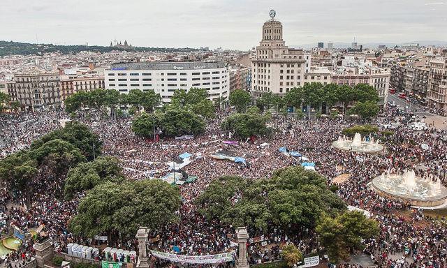 Crida Democràcia | Campanya Electoral Acampa10