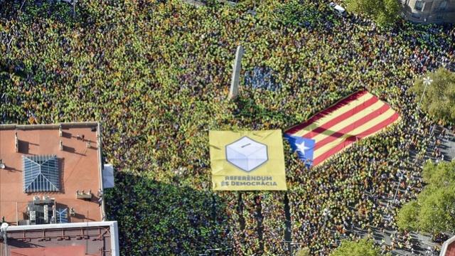 Crida Democràcia | Precampanya Electoral Diada-10