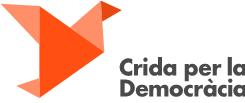 Crida Democràcia | Precampanya Electoral Logo-r10