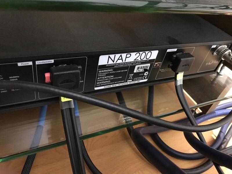 Naim NAC202 + Power Supply NAPSC & NAP200DR Img_8315