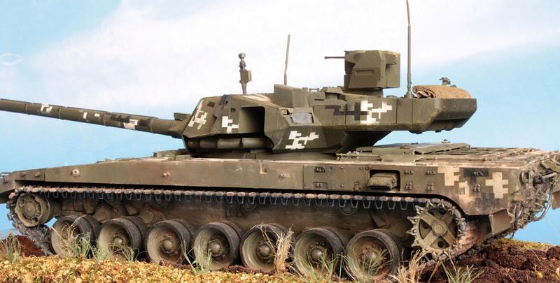 Войсковые испытания  «Армата» 810