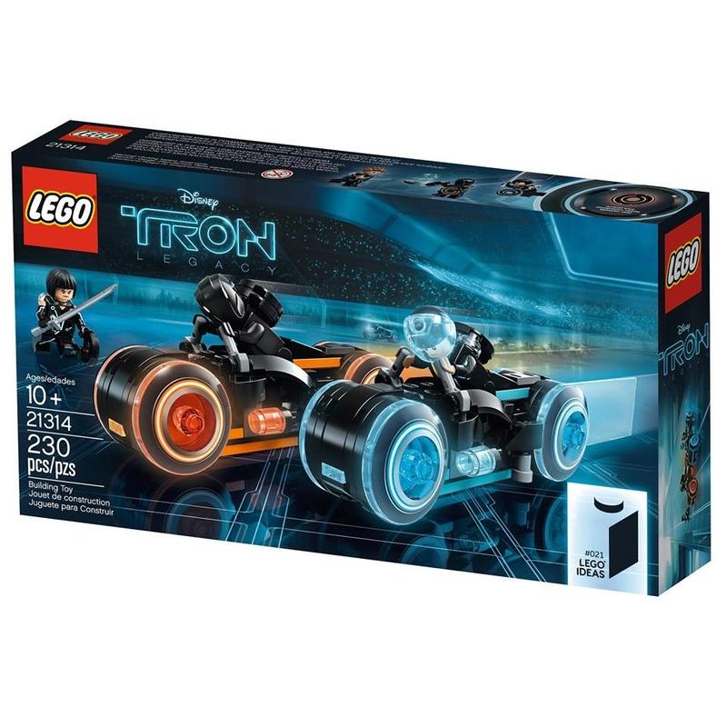 Lego Ideas 21314 Tron Legacy A11