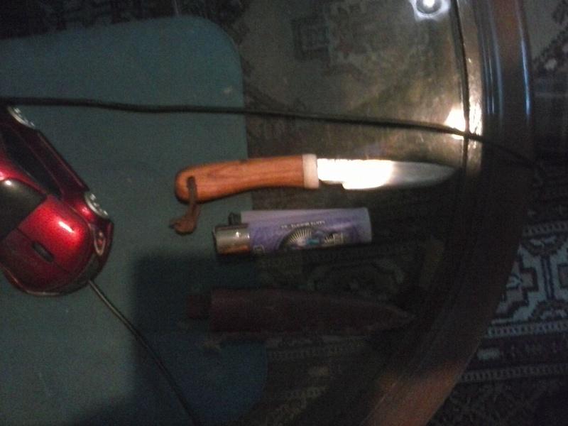 MI Primer cuchillo forjado Cam00112