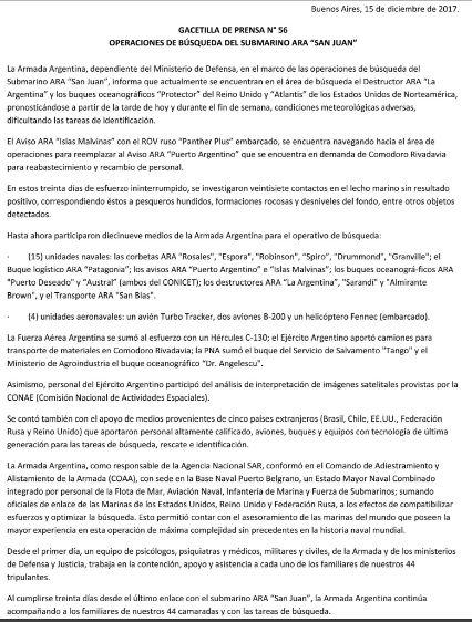 Submarino ARA SAN JUAN - Debate - Página 11 Captur36