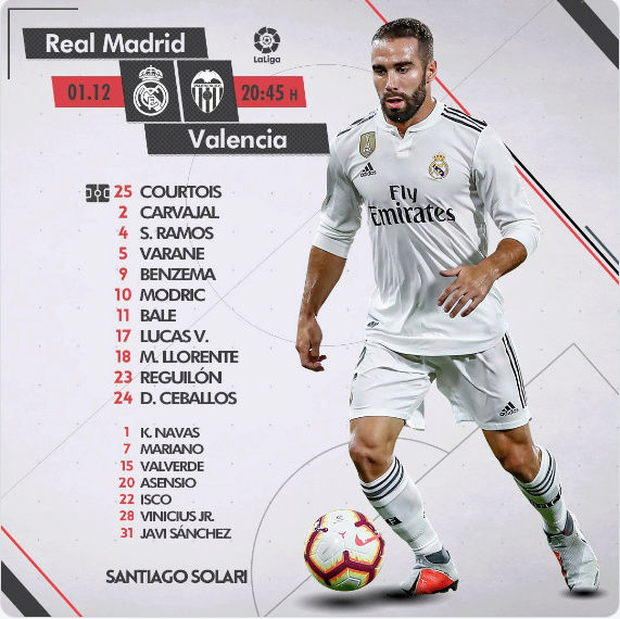 REAL MADRID - VALENCIA Ali10