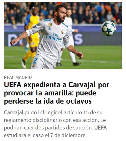 Apoel- Real Madrid - Página 3 Carv10