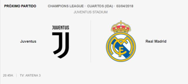 JUVENTUS - REAL MADRID Champ11
