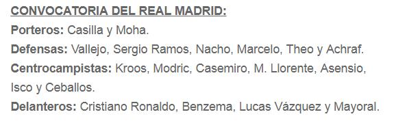 Tottenham - Real Madrid  Conv10