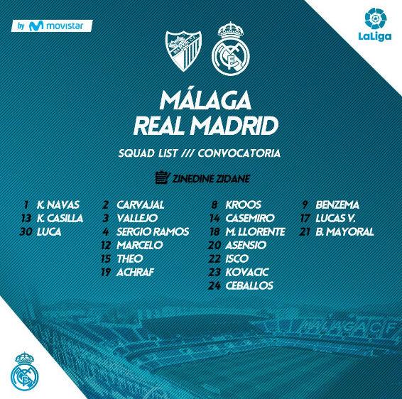 MÁLAGA - REAL MADRID Conv14