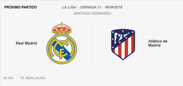 REAL MADRID - ATL. MADRID Derbi11