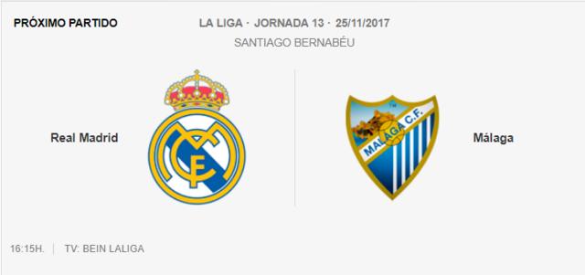 Real Madrid - Málaga Lga10