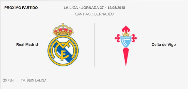 REAL MADRID - CELTA Part15